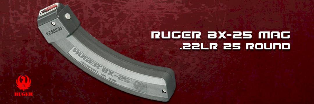 Ruger BX-25 Mag