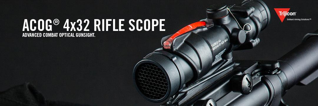 Scopes Optics | B P Outfitters