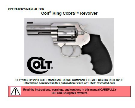 Colt's Manufacturing LLC